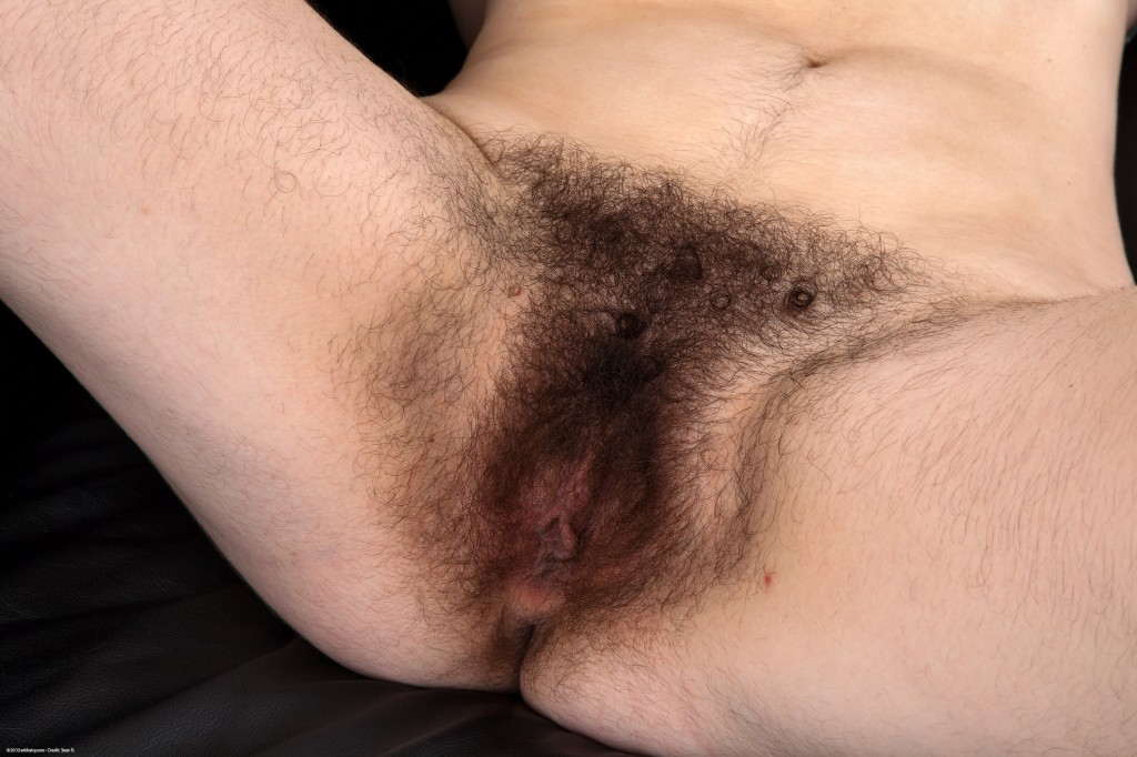 Girls vagina cum