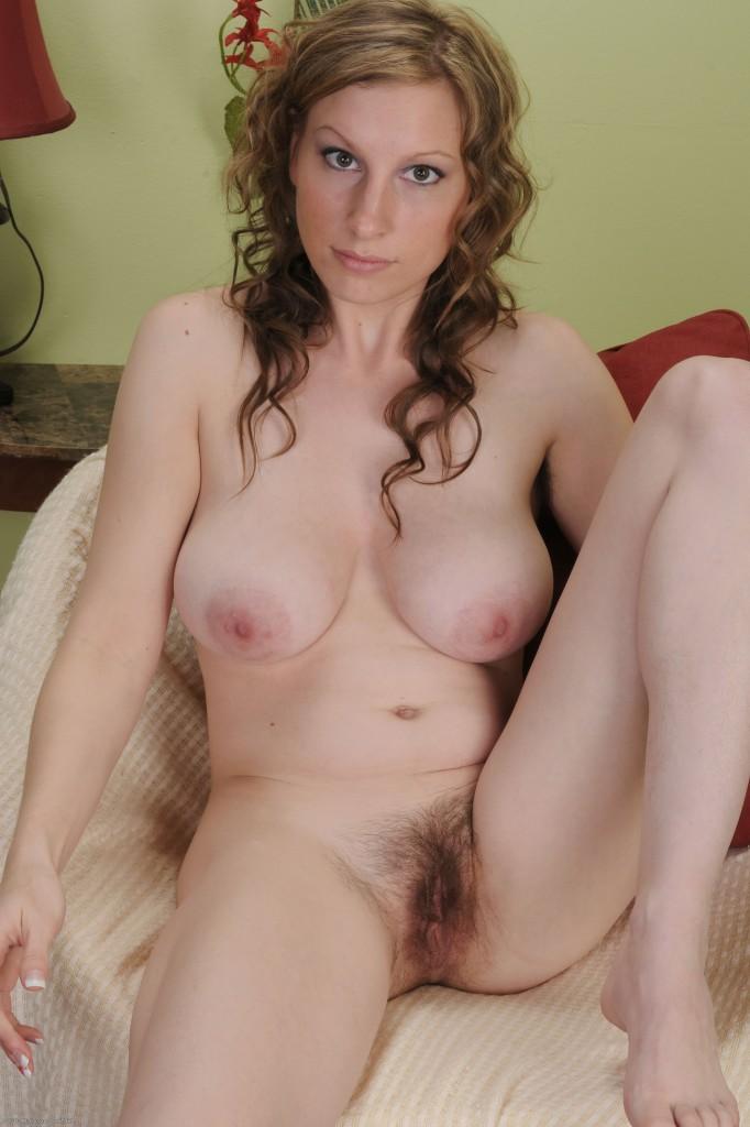 Atk girl hairy natural photo