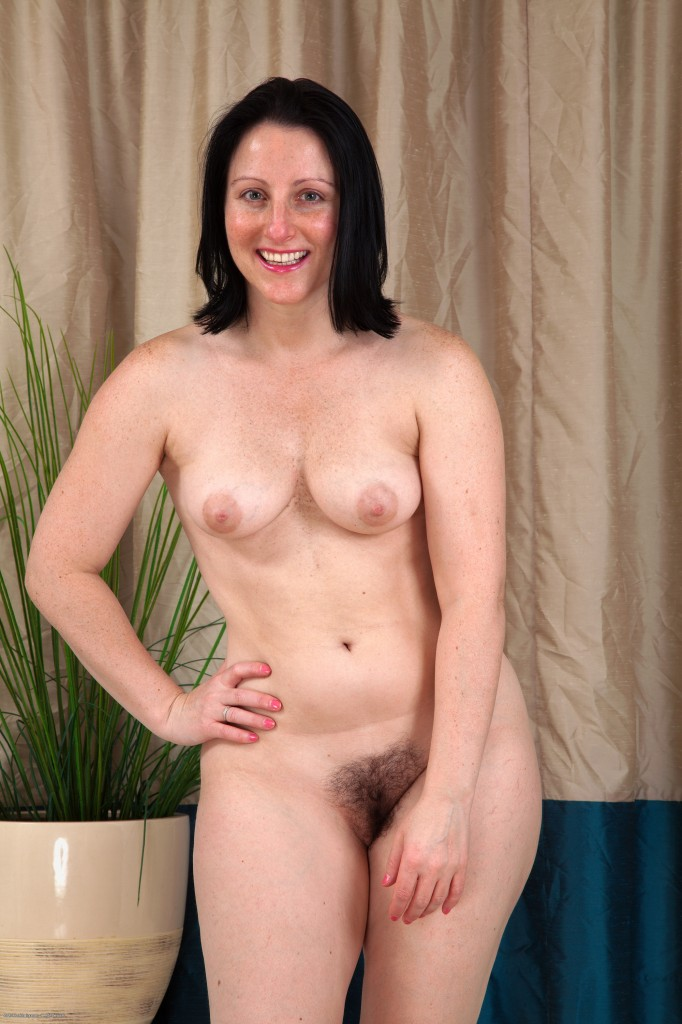 Hot hairy naked women