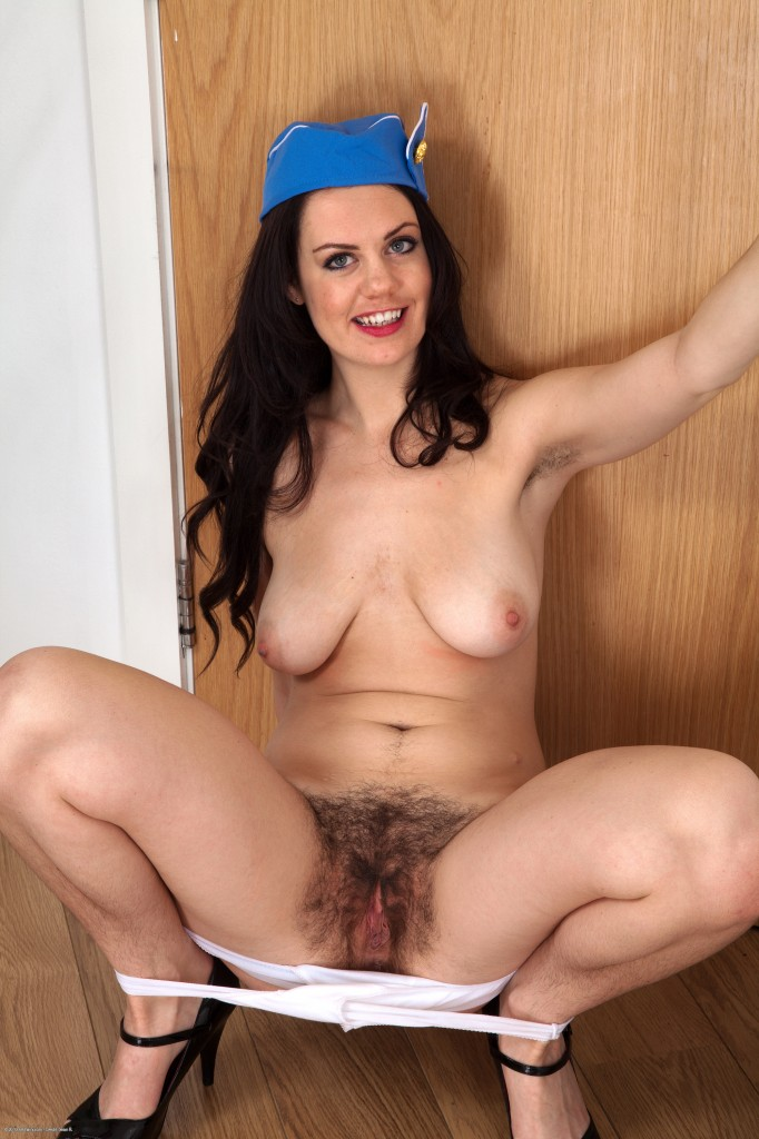 Atk natural hairy pussy pic