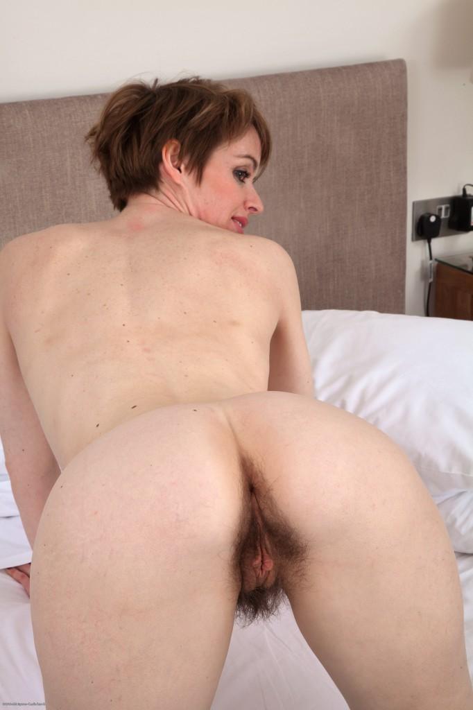 Hairy midget women