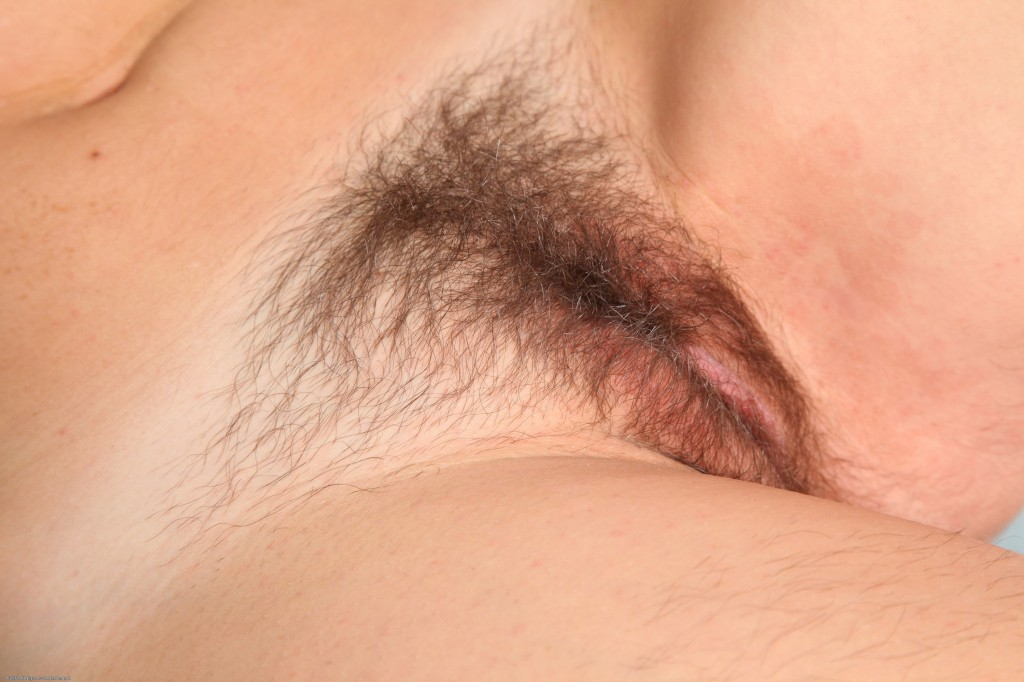 white hairy pussy