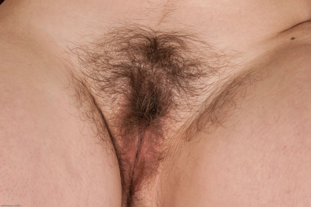 Only At Atk Natural Hairy Cunt