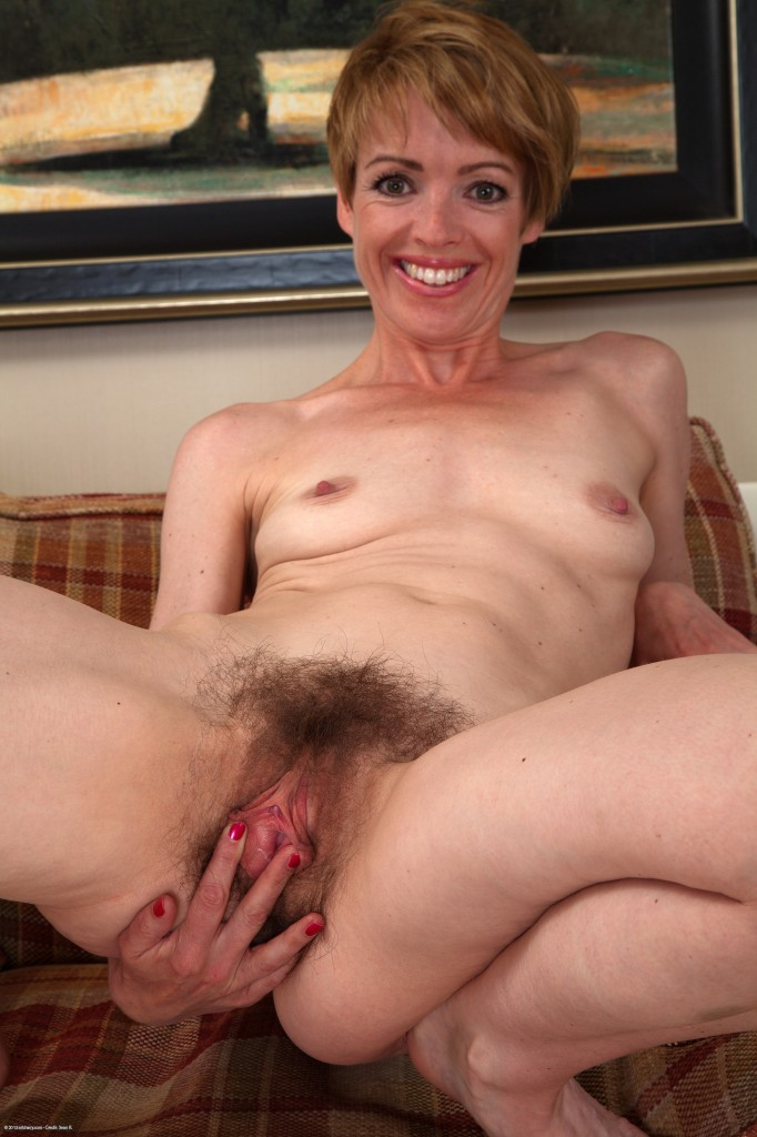Mature actresses hairy
