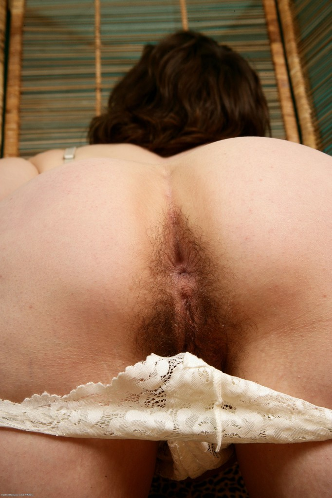 Hairy women with big butts