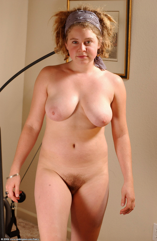 Atk Hairy Chubby Blonde