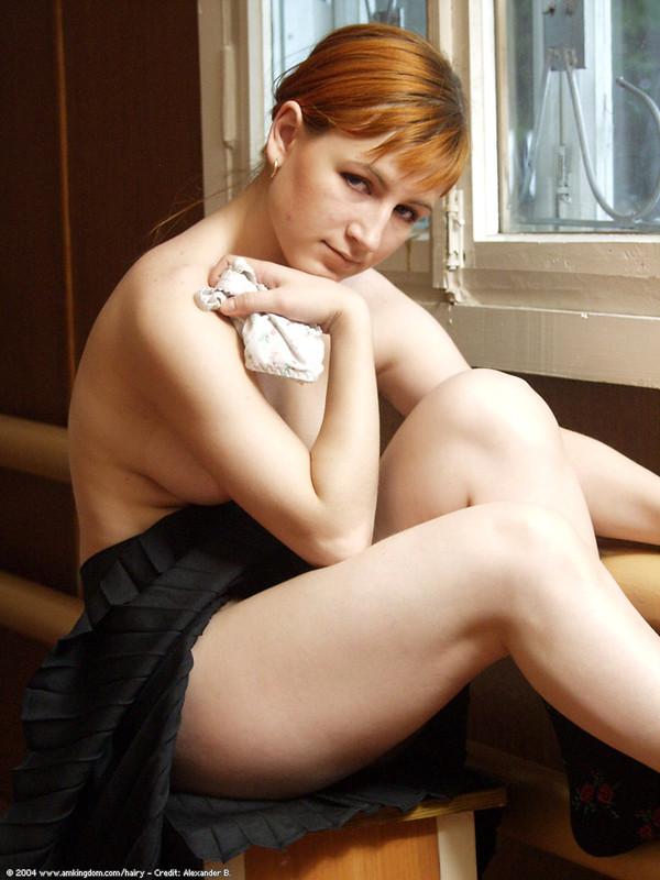 natural redhead virgins nude