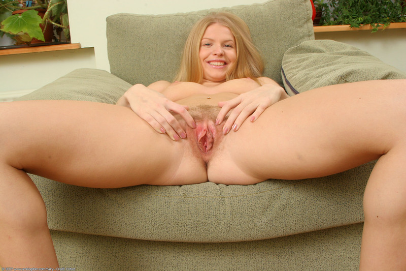 Pussy strawberry blonde milf