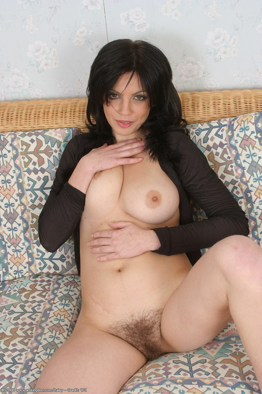 hairy gothic girl having sex