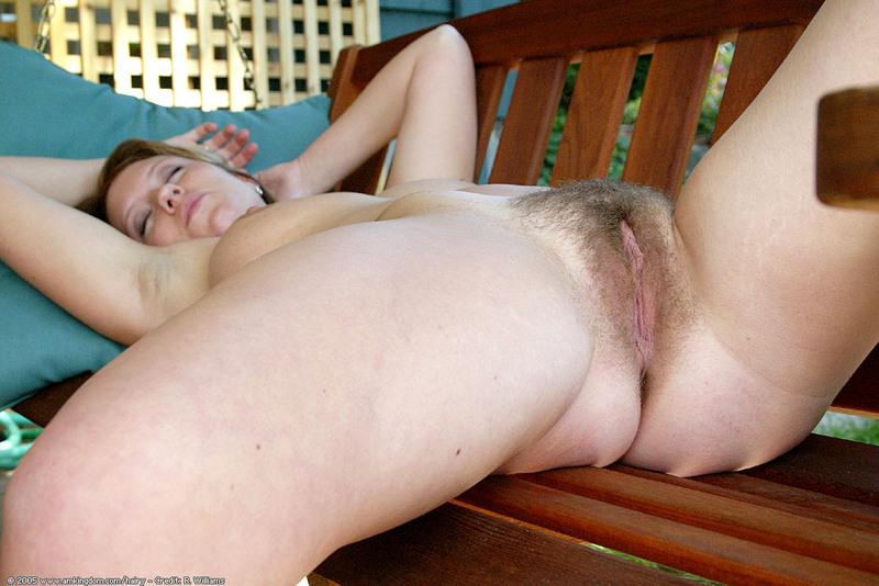 Hairy Nude Russian Girls