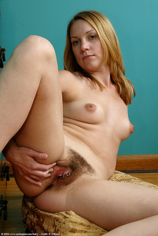 Only at ATK Natural & Hairy: classic hairy sex!