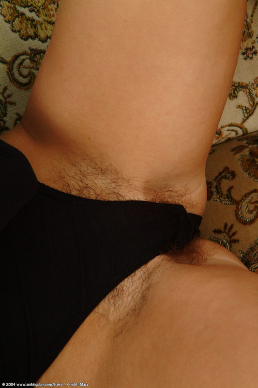 Only At Atk Natural Hairy Women