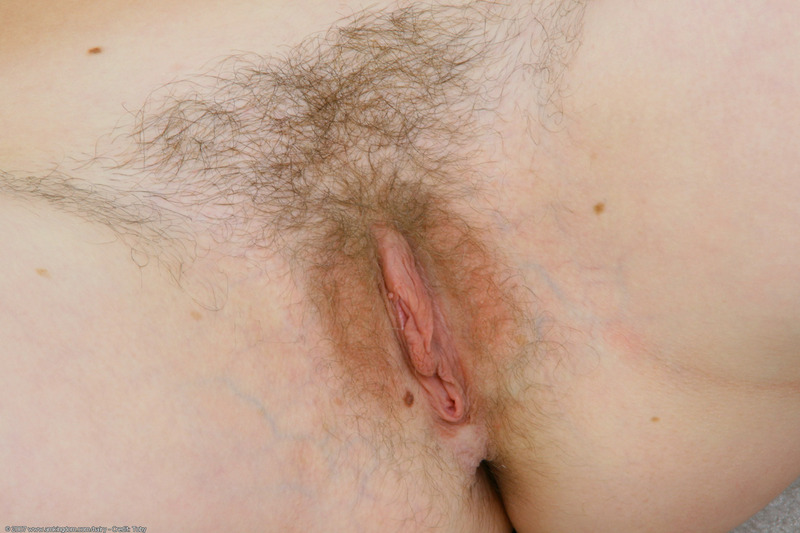 Only at ATK Natural & Hairy: nude hairy video!