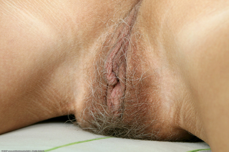 Only At Atk Natural Hairy College Pussy