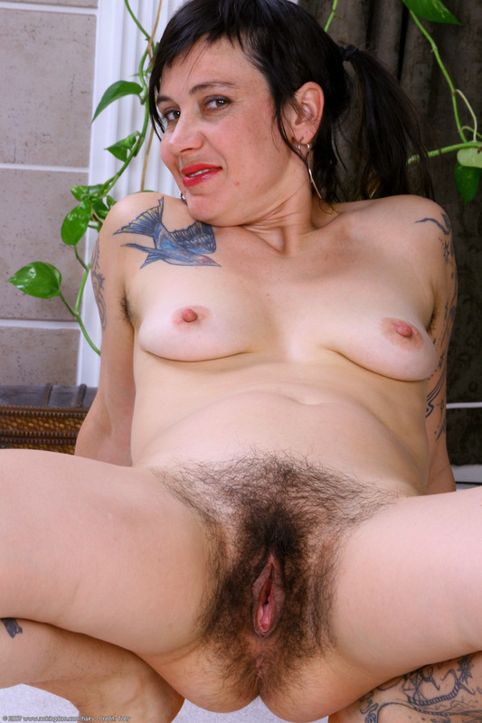 Only At Atk Natural Hairy Katerina