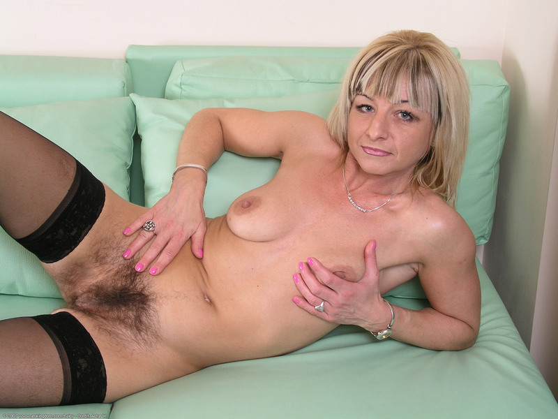 granny hairy pussy, hairy woman pussy @ ATK Natural & Hairy