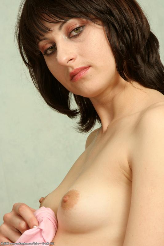 Nude hairy bolivian girl