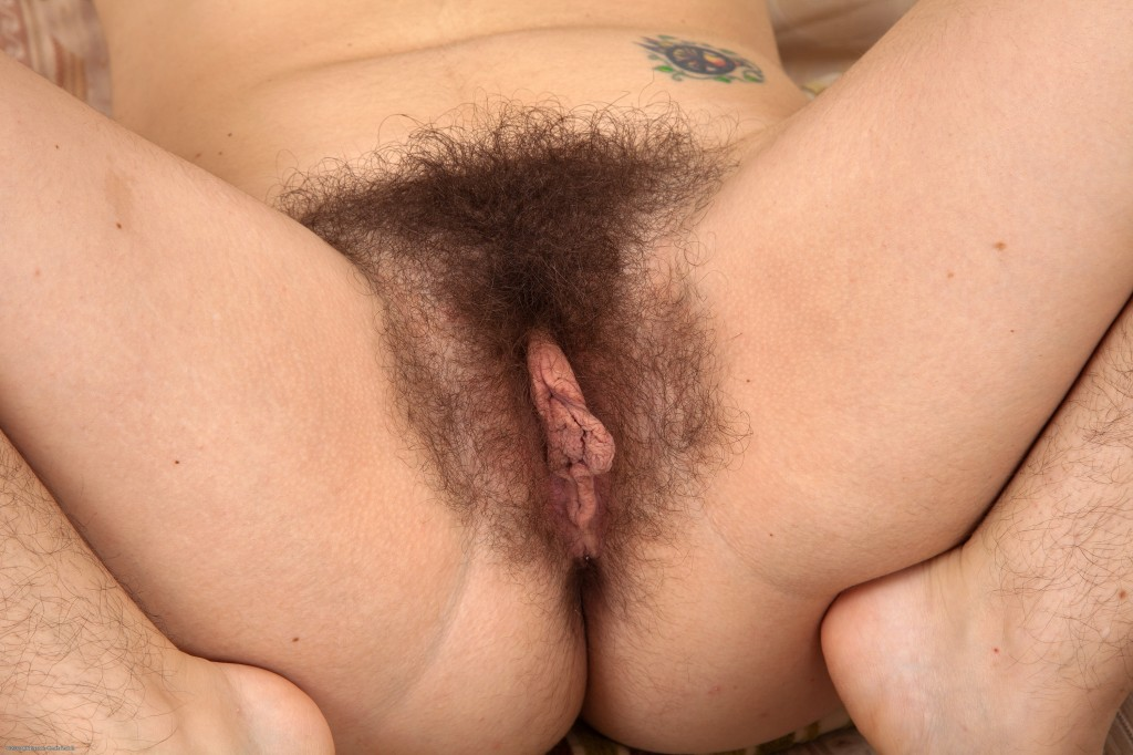 Hairy Hottie Atk French Natural