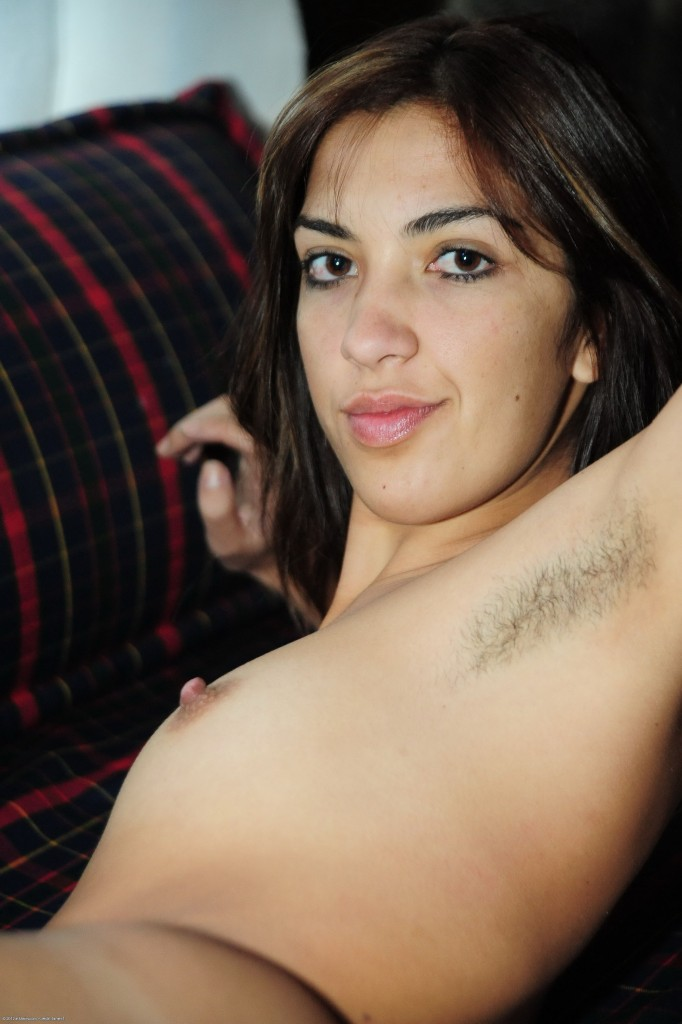 Very hairy naked persian women