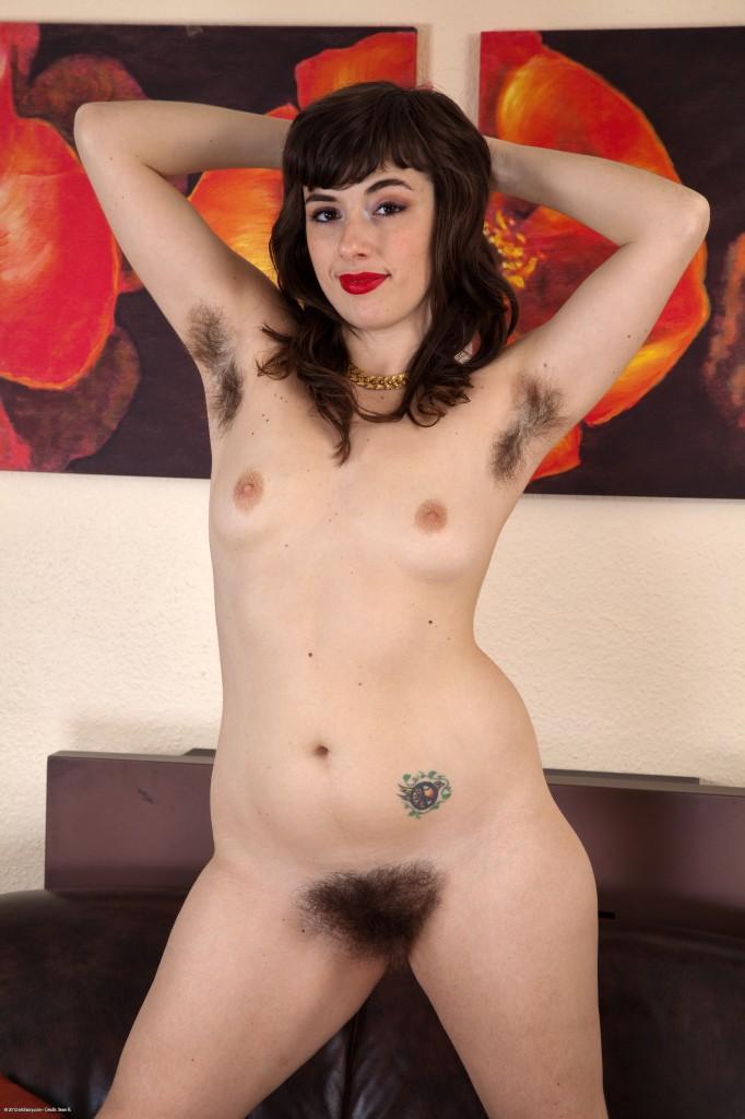 Latina Hairy Teens Atk Amanda Natural And