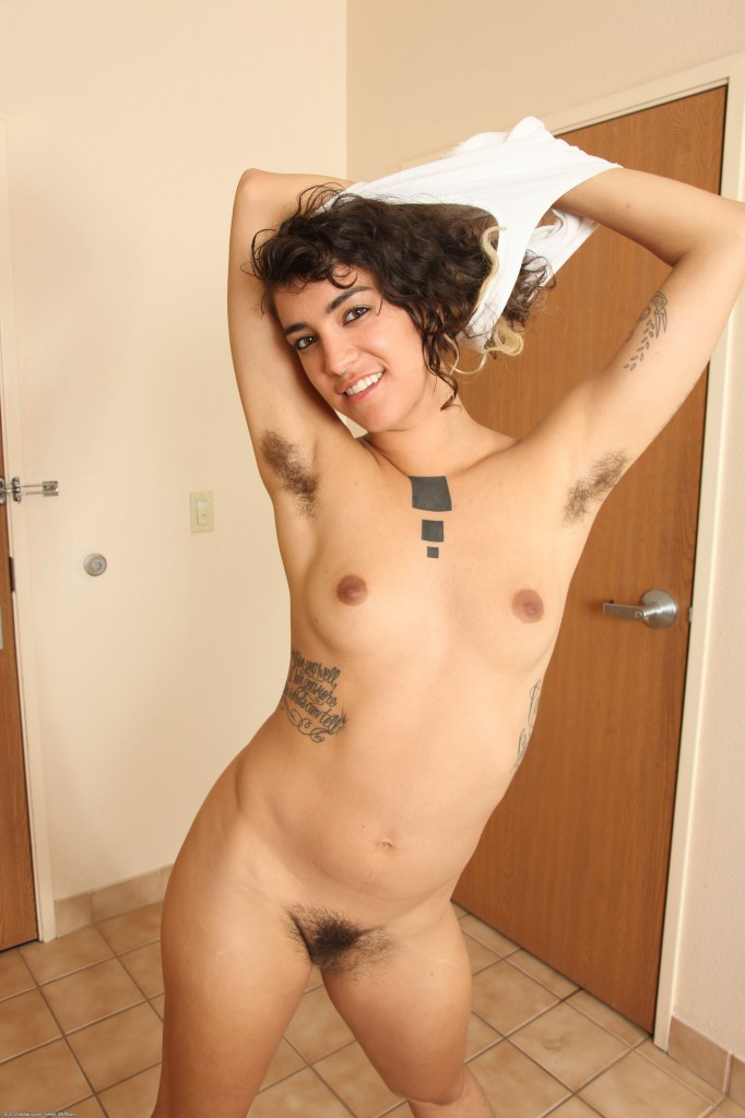 Hairy French Woman Nude