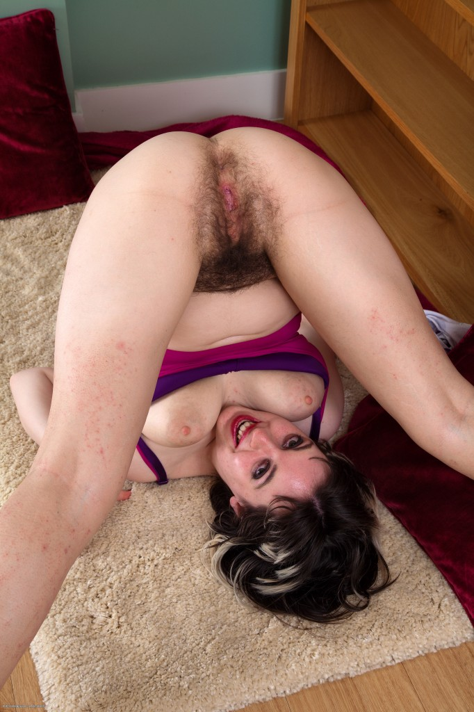 Something Atk natural hairy mature anal