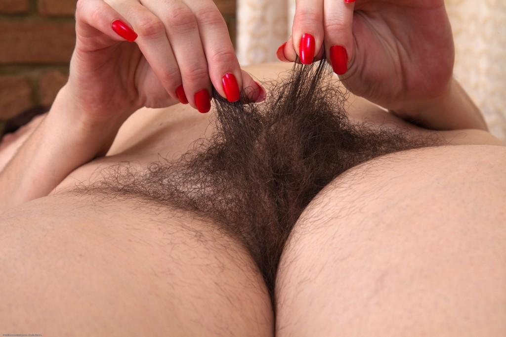 masterbation Hairy pussy