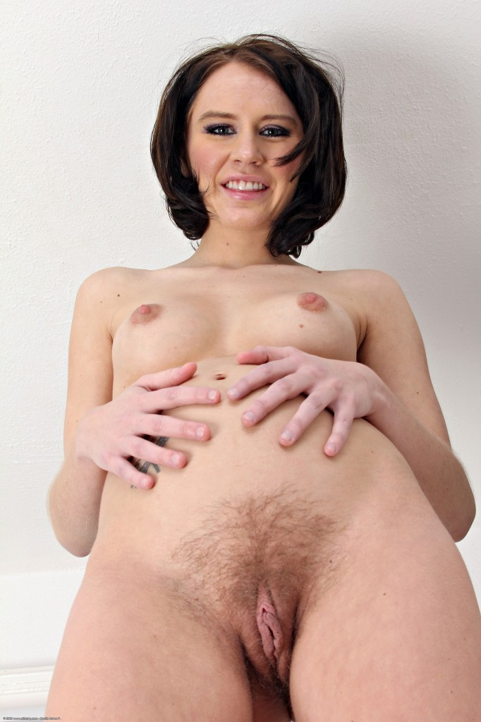 everywhere Hairy nude girl