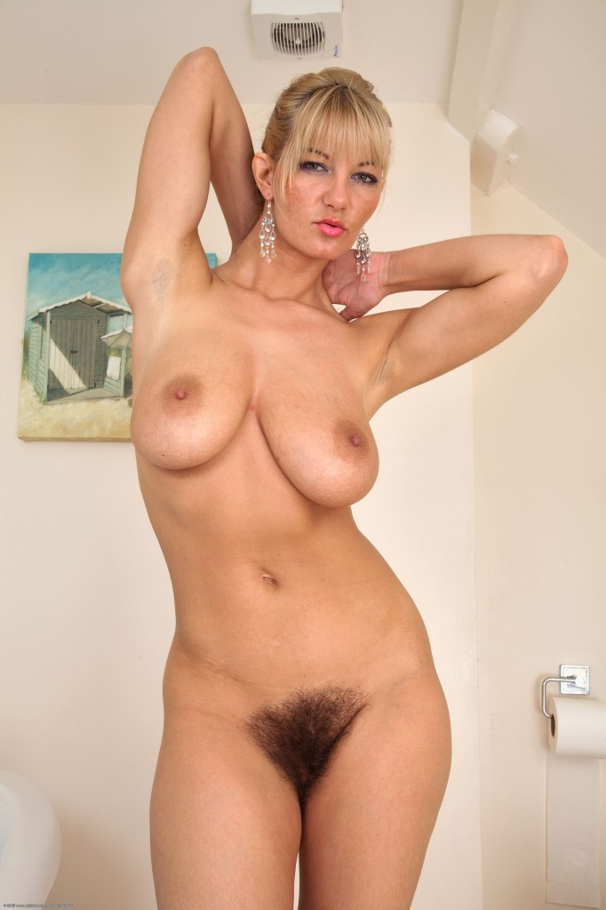 Everywhere girl hairy nude