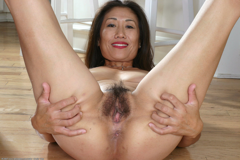 Only At Atk Natural Hairy Teen