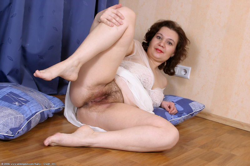 Hairy mature jewish women nude think, that