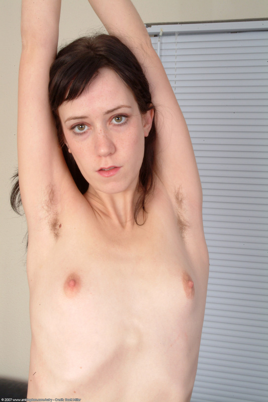 Hairy female celebrities nude